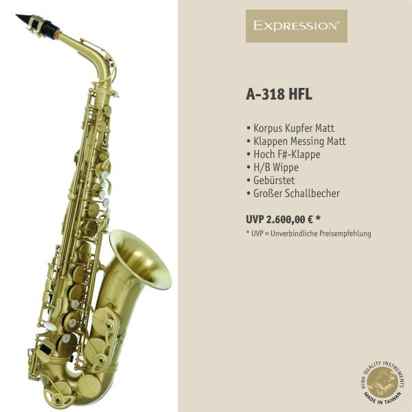EXPRESSION Instruments A-318 HFL