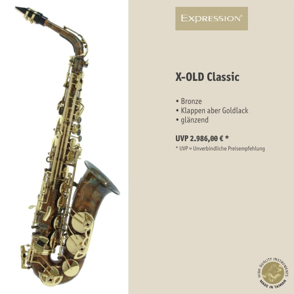 EXPRESSION Instruments X-OLD Classic