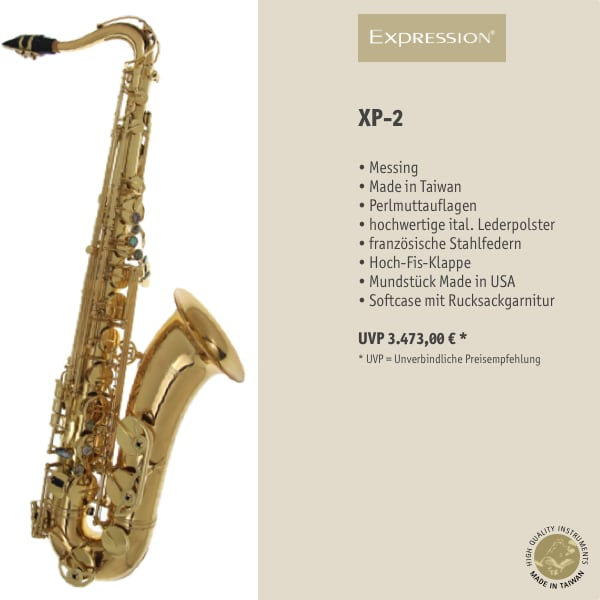 EXPRESSION Instruments XP-2
