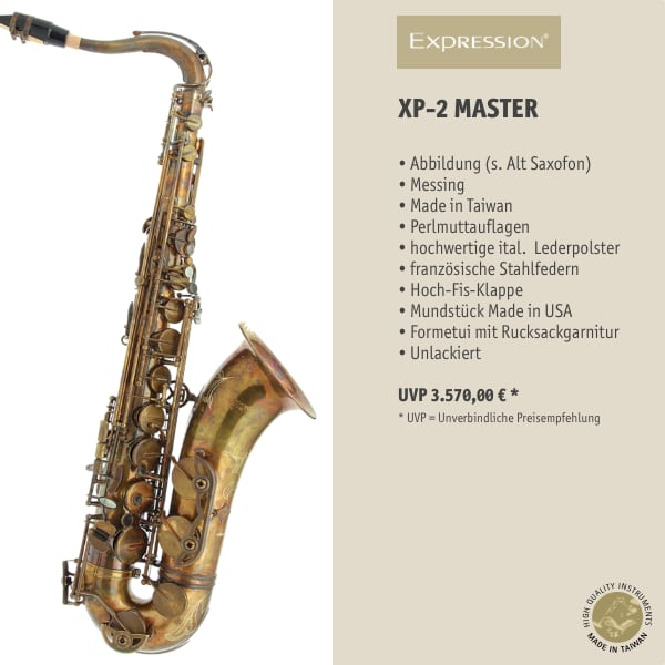 EXPRESSION Instruments XP-2 Master